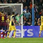 Courtois Barcelona Liga de Campeones