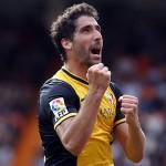 Raúl García gol Valencia