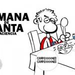 Semana Santa de paciencia viñeta Jorge Crespo Cano