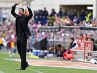 Simeone contra el Villarreal