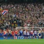 afición jugadores Atlético
