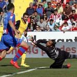 Adrián contra el Levante
