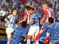 Alderweireld gol al Málaga
