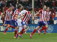 Gabi gol al Real Madrid