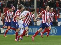 Gabi gol al Real Madrid