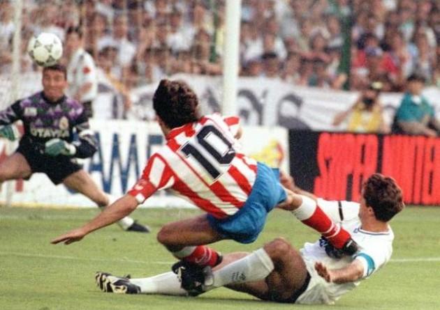 Gol de Futre a Buyo Copa 1992