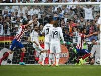 Gol de Godín final Liga de Campeones
