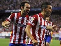 David Villa gol al Barcelona Supercopa