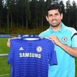 Diego Costa camiseta Chelsea