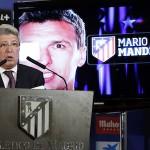 Enrique Cerezo presentación Mandzukic