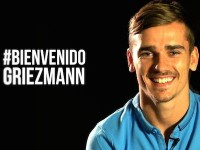 Griezmann bienvenido Atlético de Madrid