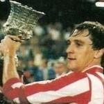 Miguel Angel Ruiz supercopa 1985