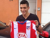 Raúl Jiménez camiseta Atlético de Madrid
