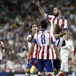 Arda Turan gol al Real Madrid