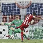 Atlético de Madrid Olympiacos