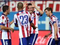 Saúl gol al Sevilla