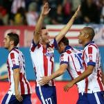gol de Saúl Ñíguez al Sevilla