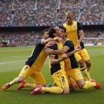 Gol de Godín al Barcelona liga 2013/2014