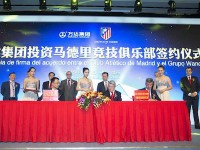 Atlético Wang Jianlin