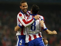 Mario Suárez y Raúl García gol GranadaqMario Suárez y Raúl García gol Granada
