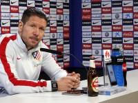 Simeone conferencia de prensa