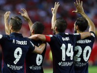 Sevilla Atlético gol de Koke